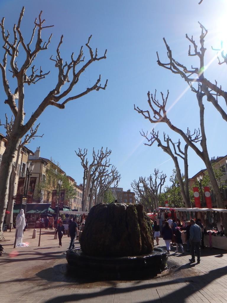 Aix en Provence fonte 1