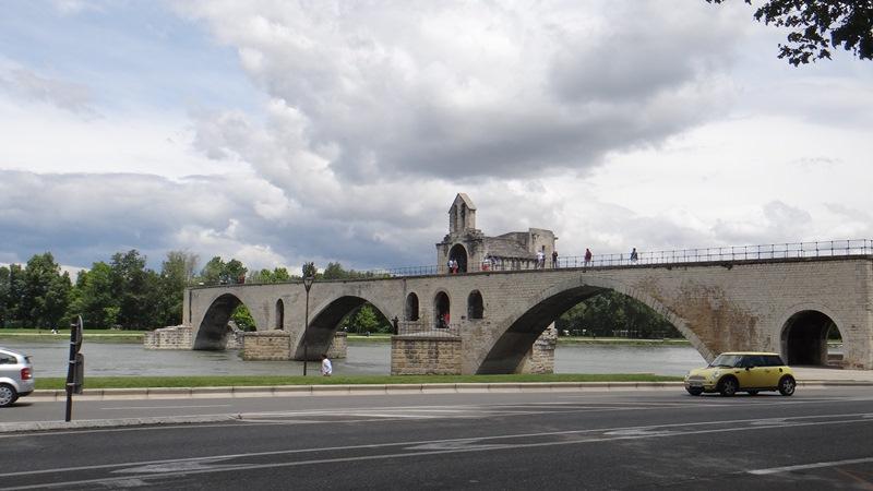 Pont Saint-Bénézet ou Pont d'Avignon