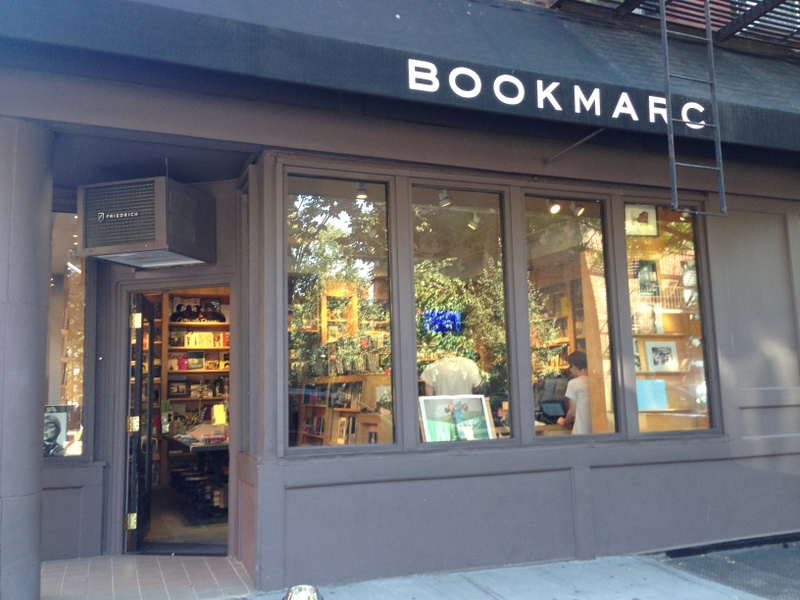 NYC_Bleecker_bookmarc