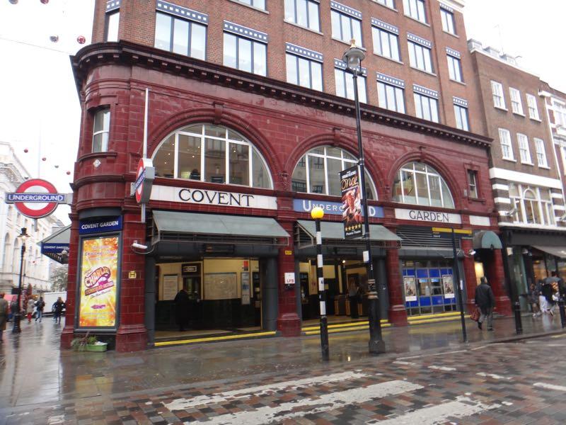 Metrô Covent Garden