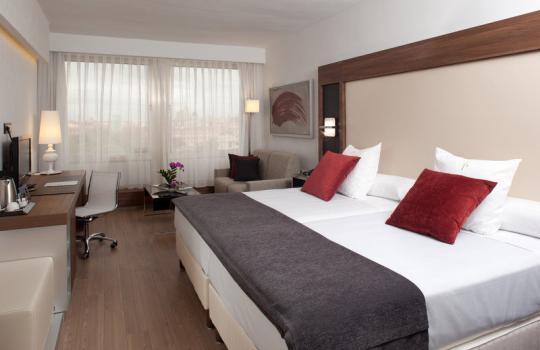 Quarto Hotel Husa Princesa