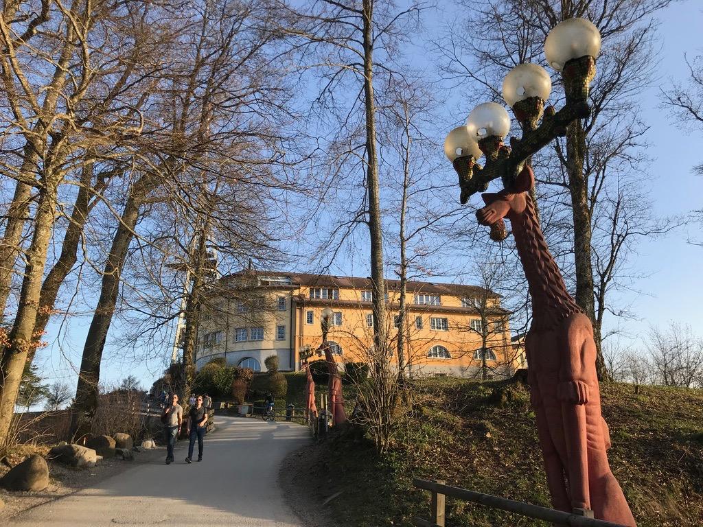 FPM Bate e volta Zurique