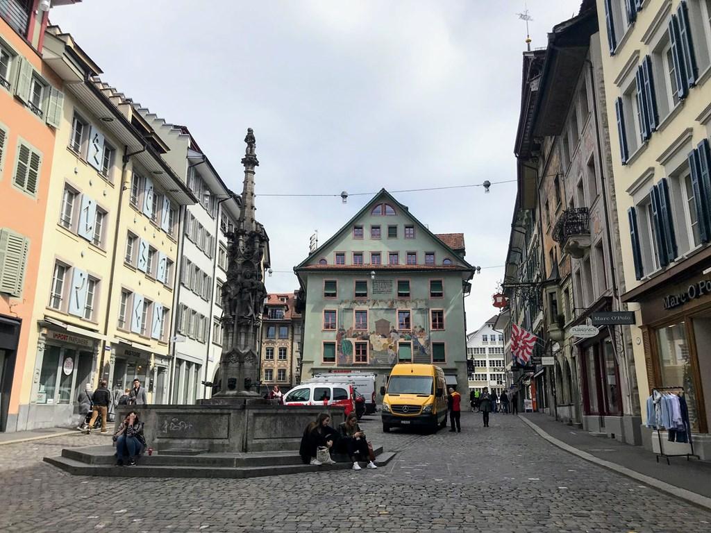 FPM Lucerna Weinmarkt