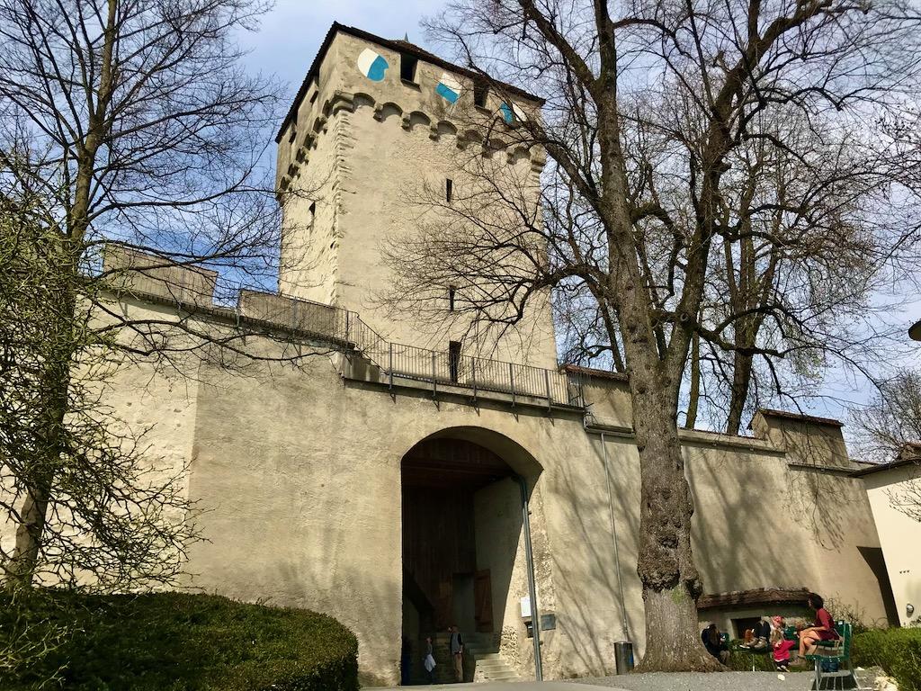 FPM Lucerna dicas práticas Museggmauer