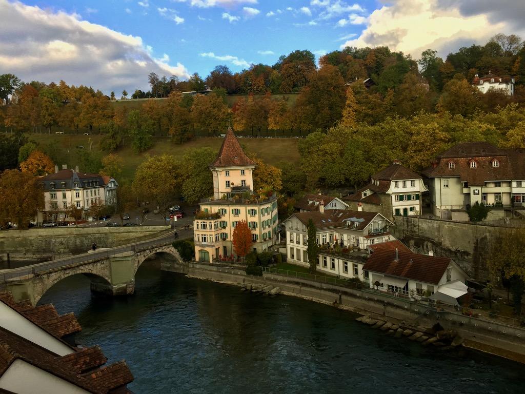 O que fazer em bern Bern vista do alto
