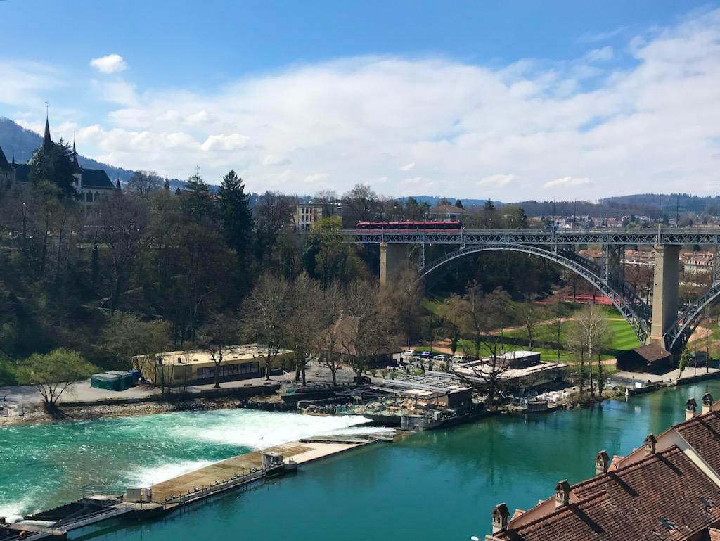 o que fazer em Bern Aare River