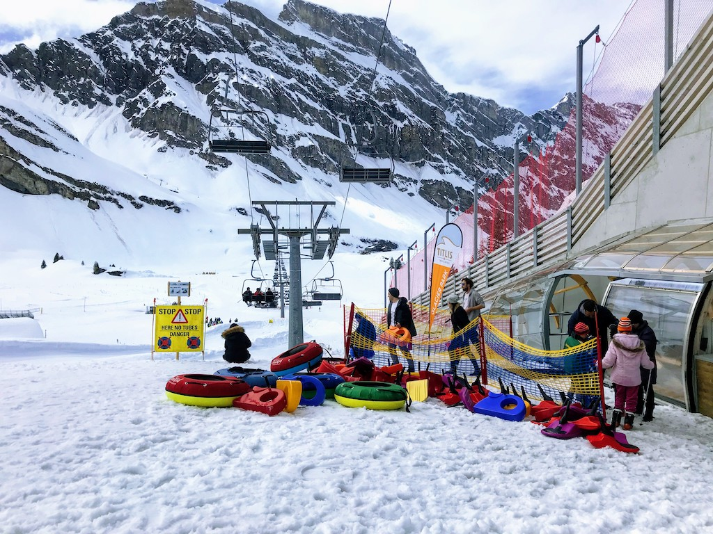 Titlis Glacier Park
