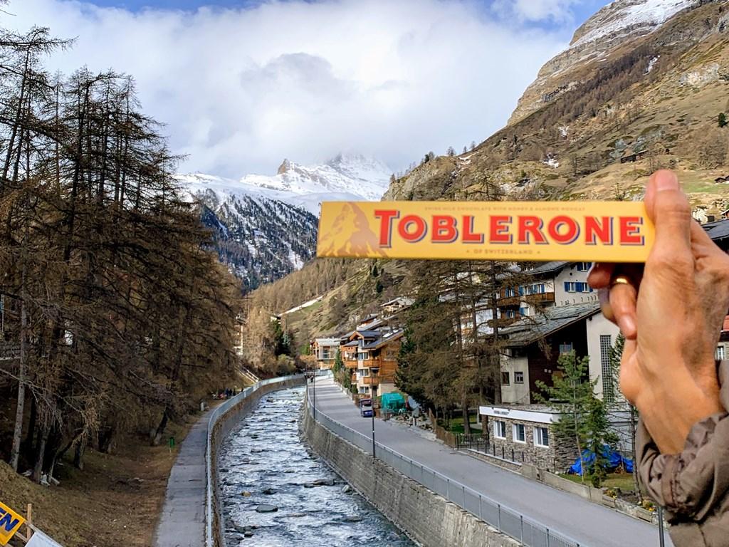 Bate e volta na Suíça Zermatt
